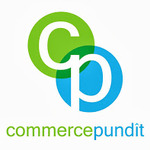 A great web designer: COMMERCE PUNDIT, Atlanta, GA logo