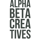 A great web designer: Alpha Beta Creatives, New York, NY logo