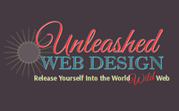 A great web designer: Unleashed Web Design, Memphis, TN logo