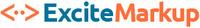 A great web designer: PSD to Magento - Excitemarkup.com, Coimbatore, India logo