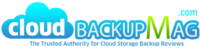 A great web designer: Cloud Backup Mag, London, United Kingdom logo