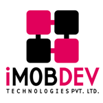 A great web designer: iMOBDEV Technologies Pvt. Ltd., Ahmedabad, India logo