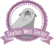 A great web designer: Sealion Web Design, Dublin  Ireland, Ireland logo