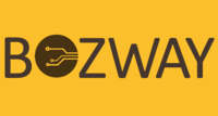 A great web designer: Bozway, Los Angeles, CA logo