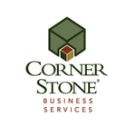 A great web designer: Cornerstone Business Services, Green Bay, WI logo