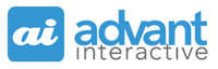 A great web designer: Advant Interactive, Los Angeles, CA logo