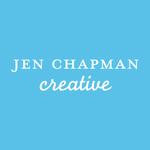 A great web designer: Jen Chapman Creative, Phoenix, AZ logo