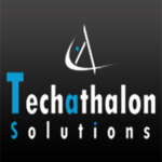 A great web designer: Techathalon Software Solution , San Francisco, CA logo