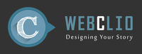 A great web designer: WebClio, Los Angeles, CA logo