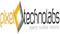 A great web designer: Pixel TechnoLabs, Ahmedabad, India logo