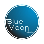 A great web designer: Blue Moon Production, Bhopal, India logo