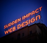 A great web designer: Sudden Impact Web Design, Denver, CO