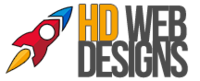 A great web designer: HD Web Designs, Cleveland, OH logo