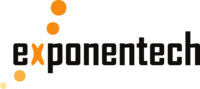 A great web designer: Exponentech, Minneapolis, MN logo