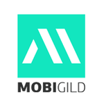 A great web designer: MobiGild, San Francisco, CA logo