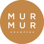 A great web designer: Murmur Creative, Portland, OR logo