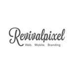 A great web designer: Revival Pixel, Ahmedabad, India logo