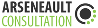 A great web designer: ARSENEAULT Consultation, Montreal, Canada logo