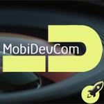 A great web designer: MobiDevCom, Minsk, Belarus logo