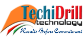 A great web designer: Techidrill Technology, New Delhi, India logo