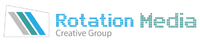 A great web designer: Rotation Media, Los Angeles, CA logo