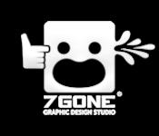 A great web designer: 7GONE.COM, Chicago, IL logo