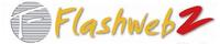A great web designer: Flashwebz, Dallas, TX logo