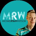 A great web designer: Michael Ryan Whitson, Detroit, MI logo