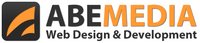 A great web designer: ABE Media, Brighton and Hove, United Kingdom logo