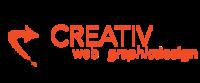A great web designer: Creativ180, Lancaster, PA logo
