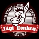 A great web designer: Digi Donkey, Orlando, FL logo