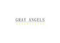 A great web designer: Gray Angels Advertising, Kolkata, India logo