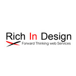 A great web designer: Rich in Design, London, United Kingdom logo