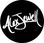 A great web designer: Alex Jewell, Chicago, IL logo