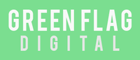 A great web designer: Green Flag Digital/Joe Robison, San Diego, CA logo