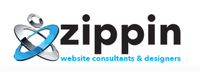 A great web designer: Zippin Website Consultants and Designers, Cagayan de Oro City, Philippines logo