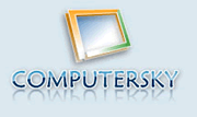 A great web designer: COMPUTERSKY, Novi Sad, Serbia logo