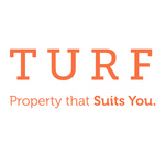 A great web designer: TURF, Los Angeles, CA logo