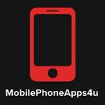A great web designer: MobilePhoneApps4U, Sarasota, FL logo