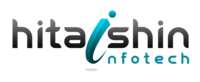 A great web designer: Hitaishin Infotech Pvt Ltd, New York, NY logo
