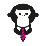 A great web designer: el Monkey Creativo, Malaga, Spain logo