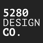 A great web designer: 5280 Design Co., Denver, CO logo