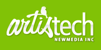 A great web designer: Artistech (A Digital Agency), Kelowna, Canada logo