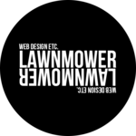 A great web designer: Lawnmower Lawnmower, Los Angeles, CA