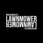 A great web designer: Lawnmower Lawnmower, Los Angeles, CA logo