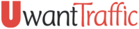 A great web designer: Web Design Dubai - UWantTraffic, Dubai, United Arab Emirates logo