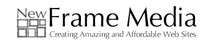 A great web designer: New Frame Media, Knoxville, TN logo