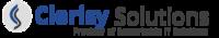 A great web designer: Clerisy Solutions, Chandigarh, India logo