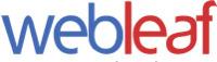 A great web designer: webleaf, Cluj, Romania logo