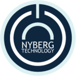 A great web designer: Nyberg Technology, Fresno, CA logo